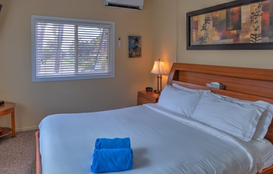 Welcome To Kohea Kai Hotel - Private Bedroom