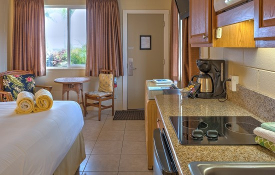 Welcome To Kohea Kai Hotel - Ocean View With Kitchenette