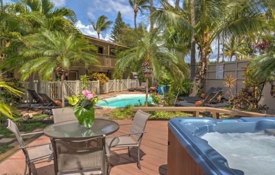 Welcome To Kohea Kai Hotel - Garden Patio, Hot Tub, and Pool