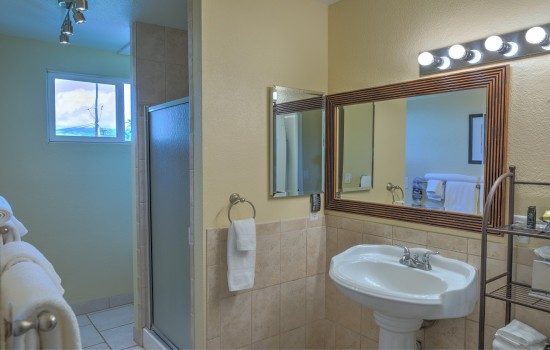 Welcome To Kohea Kai Hotel - Private Bathroom